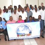CSBI Port security training held in Guyana