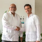 Pres. Ramotar expresses worry about CARICOM food imports