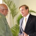 """PPP labels US Ambassador a """"meddler in local politics"""""""
