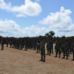 GDF welcomes 276 new soldiers to its ranks
