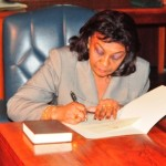 Justice Claudette Singh appointed Legal Advisor to Police Force