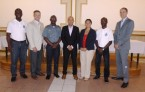 Port Security Group Photo at July course