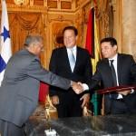 Guyana and Panama ink major rice deal