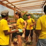 US Military Cadets team up with YAN for community projects