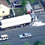 Guyanese truck driver slams in...