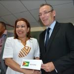 Guyana bags Euro 34 Million fo...