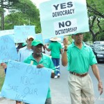 Further discussions with Ramotar on LGE is pointless  -Granger