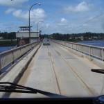 Toll at Mackenzie Wismar Bridge to be increased