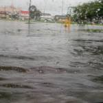 Georgetown under flood waters, more heavy rainfall expected