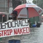 APNU says flooding is a failure of governance.