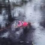 Woman's body found in Sophia creek; Residents beat husband