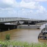 Woman jumps to her death off of Demerara Harbour Bridge