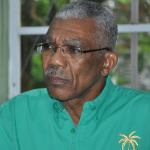Ramotar cannot defend his record; It's time for Change  -Granger