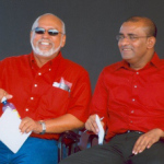 Ramotar to Aishailton man: Jagdeo would slap you cause you stupid