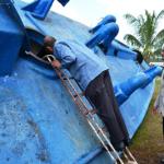 "Guyana donates ""Drug Sub"" to US Authorities; hopes to get back info"