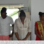 Guyanese woman and children arrested in Brazil for drug trafficking