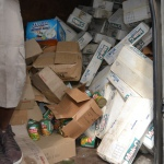 Consumers urged to look out for expired goods following bust