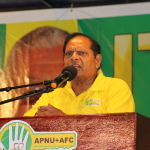 If Coalition government was right under Cheddi, It is right now    -Nagamootoo