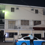 Bandits cart off guns and millions from Caricom Insurance building