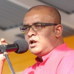 Jagdeo takes charge as new PPP General Secretary