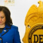 DEA Chief to step down after agents attend sex parties in Colombia