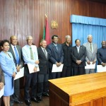 """President Granger defends """"greying"""" Cabinet as experienced"""