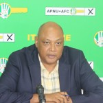 "APNU+AFC satisfied ""so far"" with voting process   -Raphael Trotman"