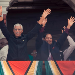 """President Granger to establish """"muscular government"""" with fewer ministries"""