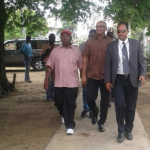 Jagdeo released on own recognizance; cannot leave country without court's approval
