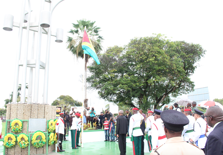We have a duty to transform Guyana into a united nation