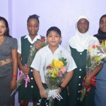 Teachers and students celebrate hard work and parental support of NGSA Top Students