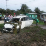 Two friends die, another missing as joyride turns tragic