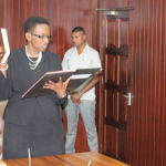 Two new Judges sworn into office