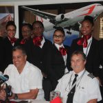 "Dynamic Airlines celebrates 1st Anniversary of Guyana service with end of ""hard and challenging days"""