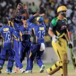 Barbados Tridents (146-7) beat Jamaica Tallawahs (129-7) by 17 runs