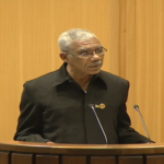 President Granger raises Venezuela's threats at UN Sustainable Development Conference in Ethiopia