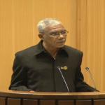 President Granger raises Venezuela's threats at UN Sustainable Development Conference in Ethiopia
