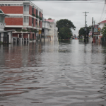 Georgetown under flood waters again after rain batters coastland