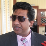 """I ain't got me luck""  –  Anil Nandlall reconsidering political life in Guyana"
