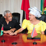 Guyana and Trinidad to set up Joint Commission to push more cooperation