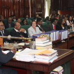 PPP returns to Parliament and declines to nominate Deputy Speaker
