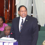 """Nagamootoo blasts Jagdeo as """"friend"""" of the criminals who is still race baiting"""