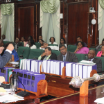 Jagdeo cannot run the government from Freedom House – Harmon