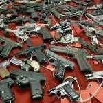 One month gun amnesty begins tomorrow