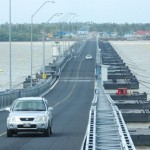 Berbice Bridge Company delaying implementation of reduced charges  -Finance Minister