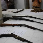 Police Force hails success of gun amnesty as 171 illegal guns were surrendered