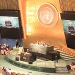 UN must sanction countries that breach its charter including Venezuela  -Pres. Granger