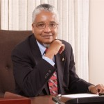 Professor Nigel Harris takes up post as new UG Chancellor