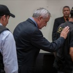 Former Guatemala President arrested moments after resigning from office