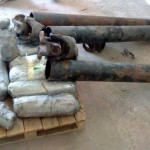 Over 60 lbs cocaine busted in Greece in scrap iron shipment from Guyana